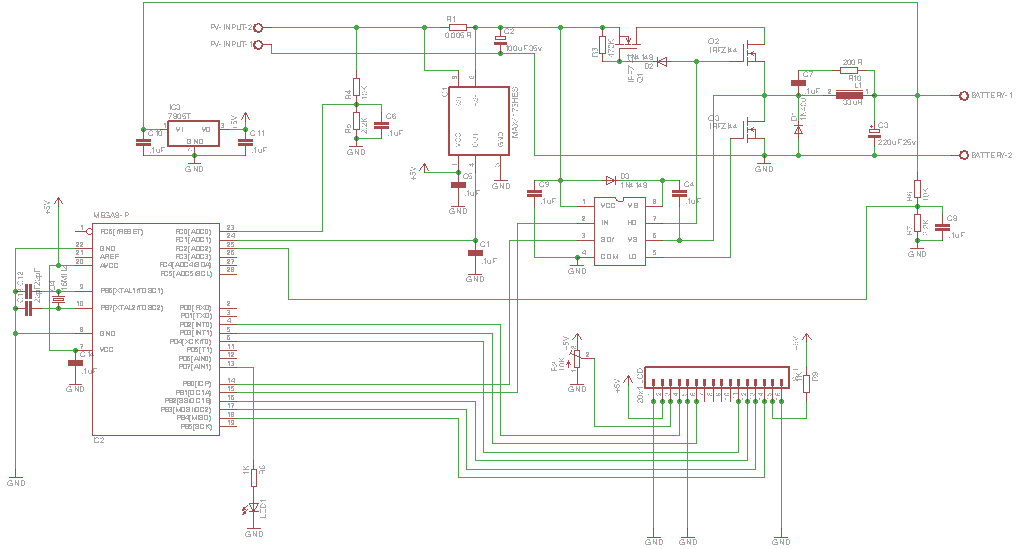 Electronic schematic moreover Auto Battery Charger By Lm324 also Xantrex Ac Wiring Diagram also Tristar Mppt Controllers  patible Wholesale Solar 4 Star Solar Invertercharger Power Centers as well Watch. on solar charger controller schematic